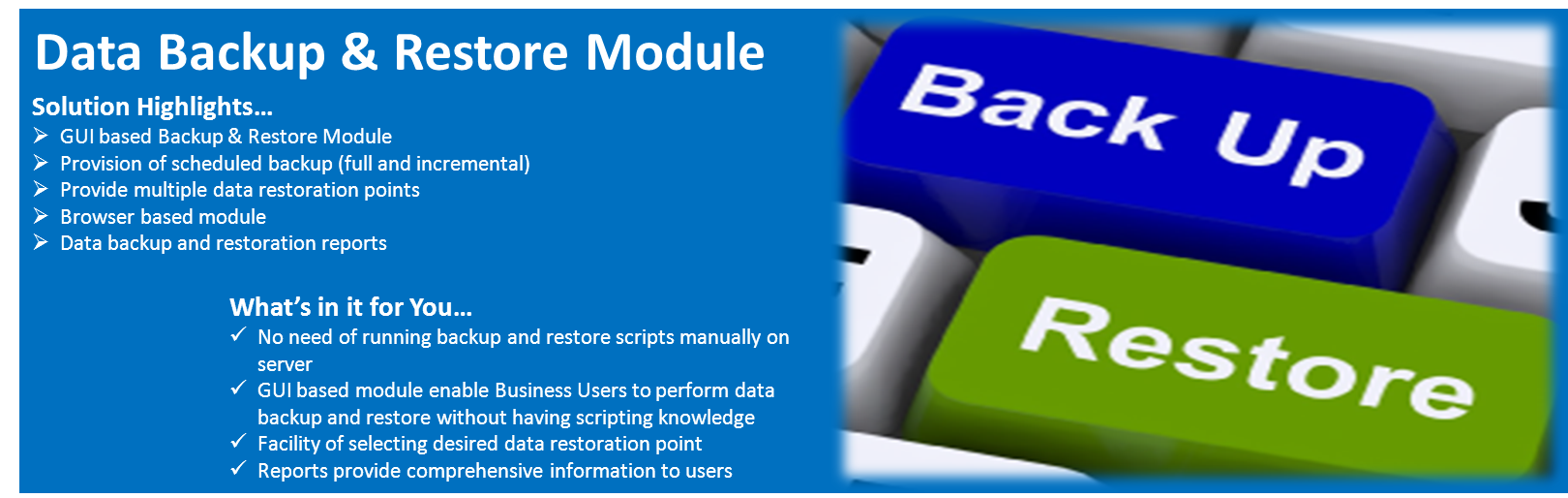How to Back Up and Restore Data in MySQL